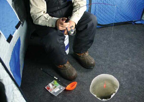 Shack Mat - Fishing