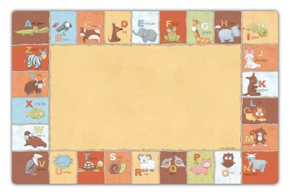Learning Mats ABC